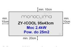 ICOOL_klimatyzator_bez_jednostki_zewnetrznej_monoclima35